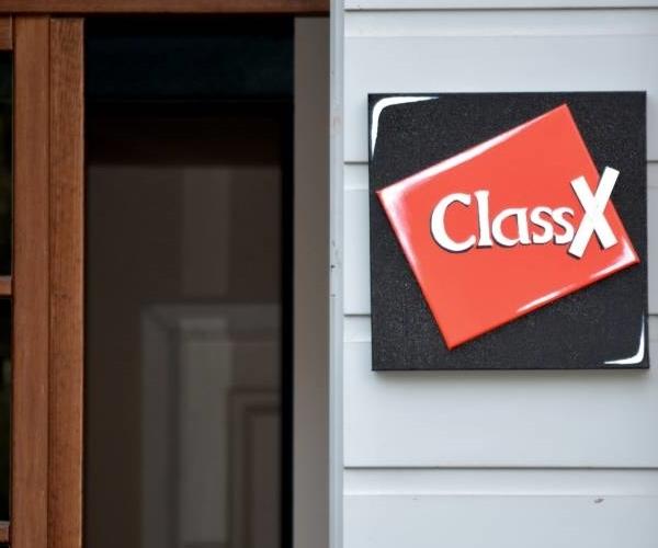 ClassX door