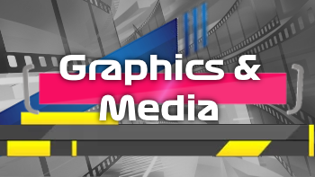 Plays out RT graphics + Media
