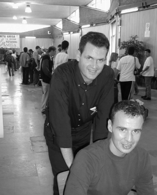 Mik and Joe 2000